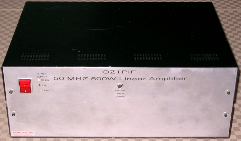 50MHz IRF510 Amplifier